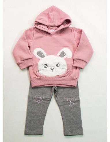 Comprar ropa bebe Conjunto conejo bebé niña