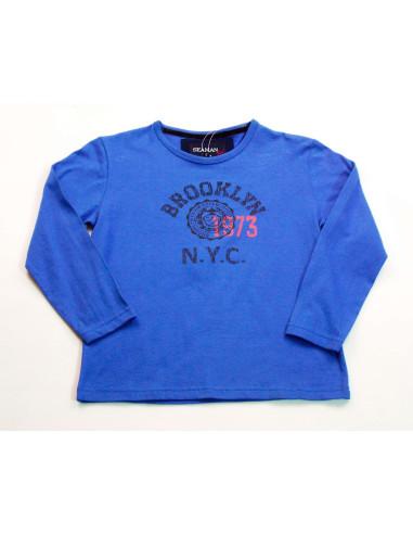 Comprar ropa bebe Camiseta manga larga brooklin niño