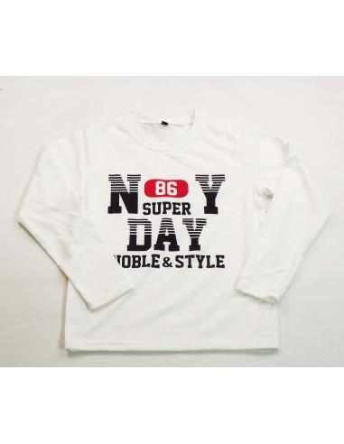 Comprar ropa bebe Camiseta manga larga DAY niño