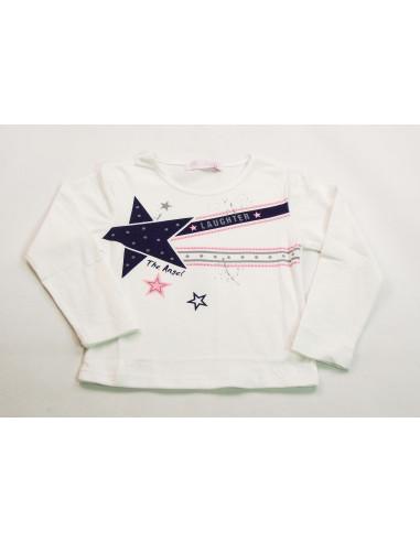 Comprar ropa bebe Camiseta manga larga Angel niña