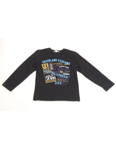 Comprar ropa bebe Camiseta manga larga tours niño