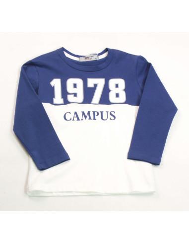 Comprar ropa bebe Camiseta manga larga 1978 niño