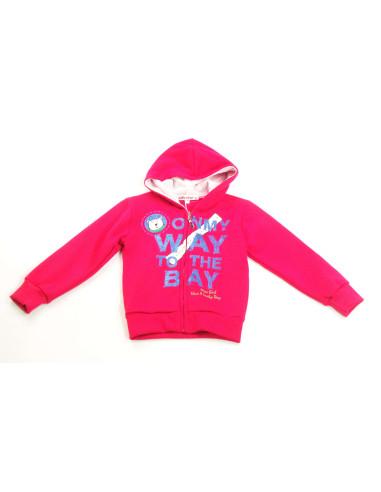 Comprar ropa bebe Sudadera capucha niña