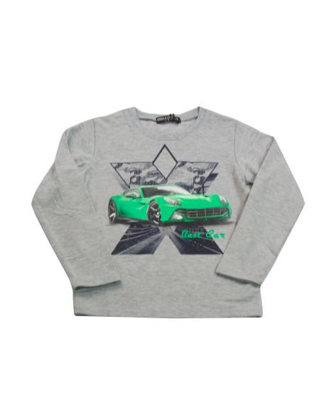 Comprar ropa bebe Camiseta manga larga Best Car niño