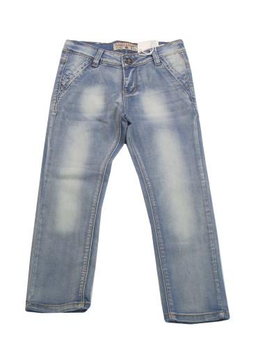 Comprar ropa bebe Pantalón chino vaquero desgaste niño