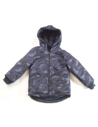 Comprar ropa bebe Anorak reversible camuflaje niño