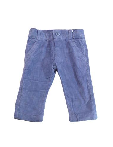 Ropa para bebe Pantalón largo pana bebé niño