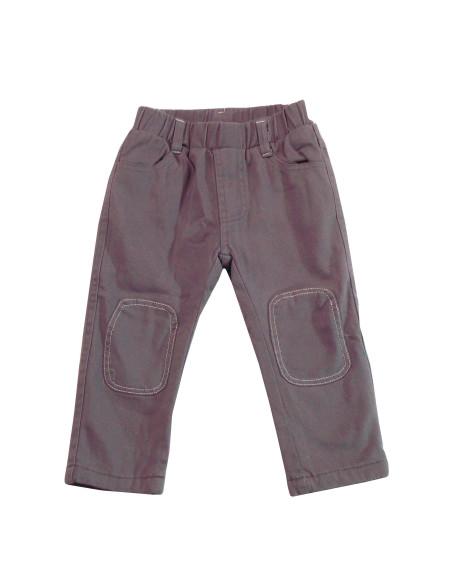 Comprar ropa bebe Pantalón largo rodilleras bebé niño
