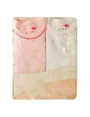 Comprar ropa bebe Body pack manga larga bebé