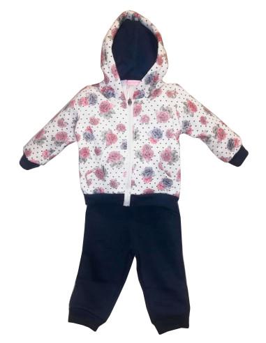 Comprar ropa bebe Chándal estampado bebé niña