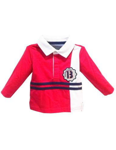 Comprar ropa bebe Polo manga larga 13 bebé niño