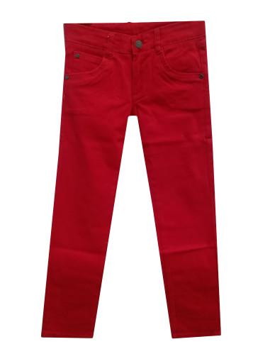 Comprar ropa bebe Pantalón largo rojo niño