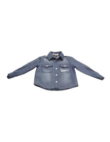 Comprar ropa bebe Camisa tejana niño