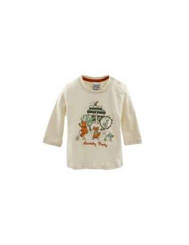 Ropa para bebe Camiseta manga larga party bebé niño