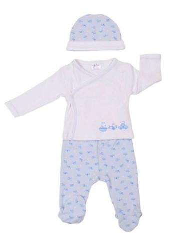 Comprar ropa bebe Conjunto 3 piezas recién nacido