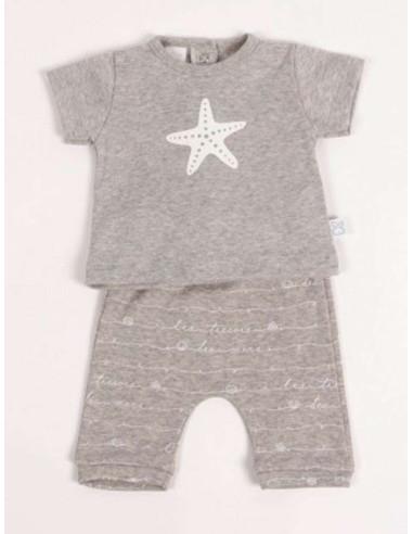 Comprar ropa bebe Conjunto pirata bebé unisex