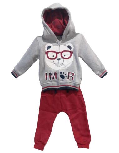 Comprar ropa bebe Conjunto oso gafas bebe niño