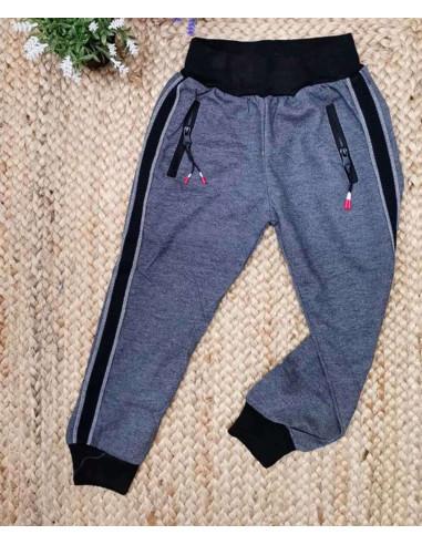 Comprar ropa bebe Pantalón largo raya deportivo niño