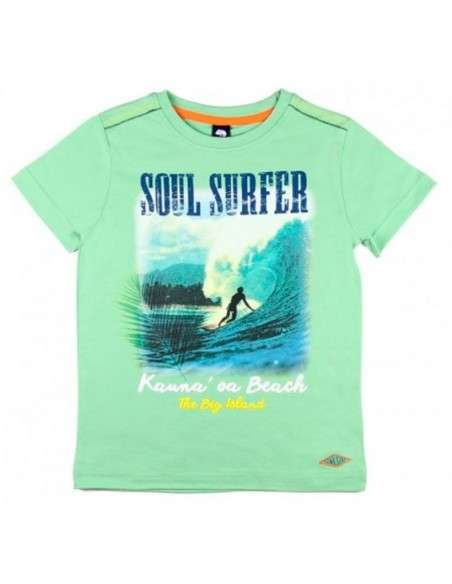 Comprar ropa bebe Camiseta manga corta surfer niño