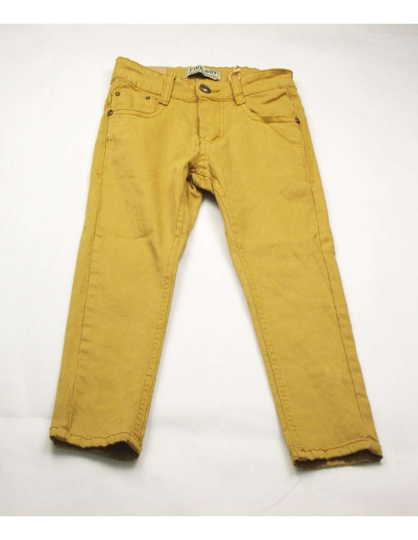 Ropa para bebe Pantalón largo color niño