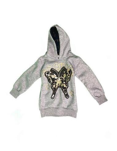 Ropa para bebe Sudadera manga larga mariposa niña