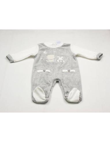 Ropa para bebe Pelele bolsillos bebé niño