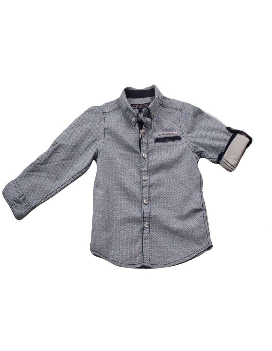 Ropa para bebe Camisa manga larga regulable niño