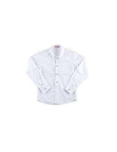 Ropa para bebe Camisa manga larga blanca niño