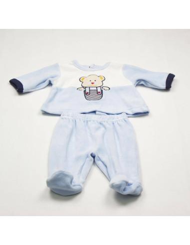 Ropa para bebe Conjunto primera puesta bebé niño