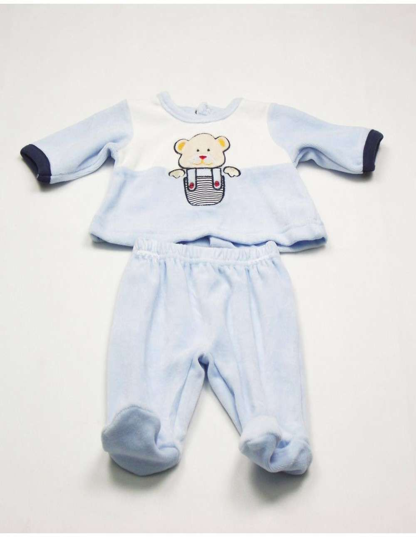 Comprar ropa bebe Conjunto primera puesta bebé niño