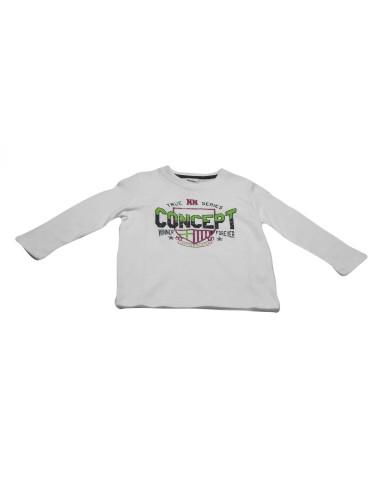 Ropa para bebe Camiseta manga larga Concept bebé niño