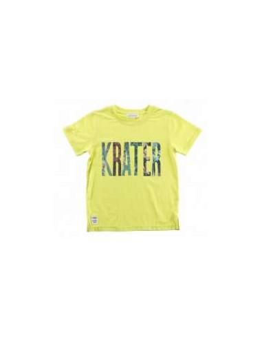Ropa para bebe Camiseta krater niño