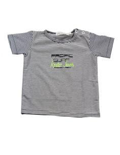 Comprar ropa bebe Camiseta manga corta rayas finas bebé niño