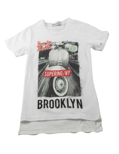Ropa para bebe Camiseta Brooklyn niño