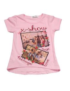 Comprar ropa bebe Camiseta manga corta fotos niña