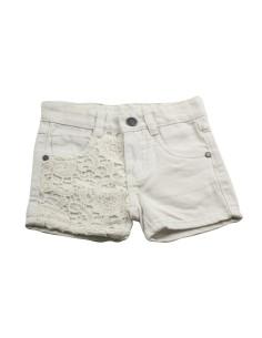Pantalón corto niña