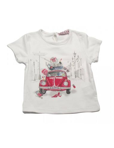 Comprar ropa bebe Camiseta buga bebé niña