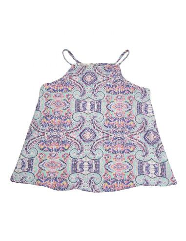 Comprar ropa bebe Blusa tirante fino dibujo de niña