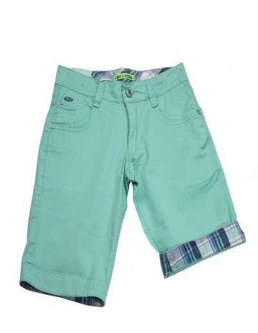 Comprar ropa bebe Bermuda loneta niño
