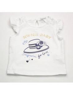Comprar ropa bebe Camiseta sombrero bebé niña