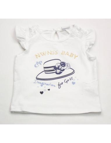 Ropa para bebe Camiseta sombrero bebé niña