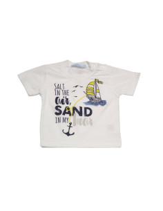 Camiseta bebe niño