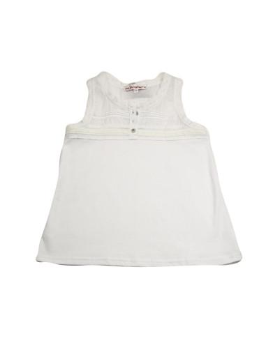 Comprar ropa bebe Blusa tirante ancho niña