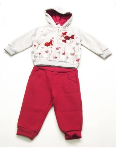 Comprar ropa bebe Chandal bebé niña