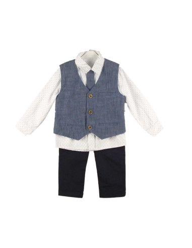 Ropa para bebe Conjunto bebé niño de vestir